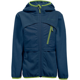 VAUDE Katmaki II Fleece Jas Kinderen, deep water